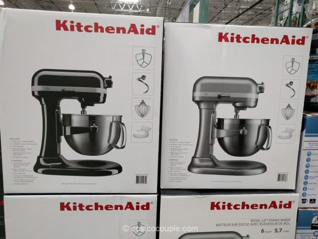 KitchenAid Bowl Lift Stand Mixer Costco