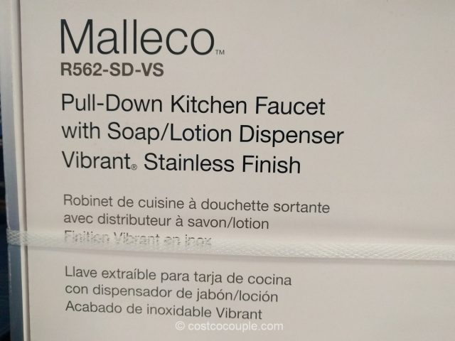Kohler Malleco Pull-Down Kitchen Faucet Costco