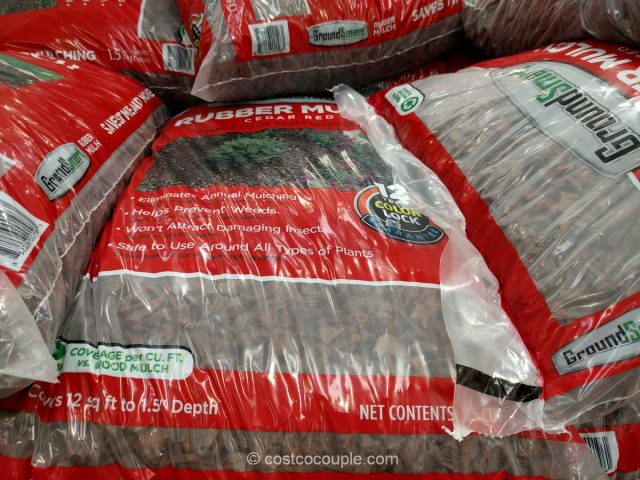 Liberty Tire Rubber Mulch Costco