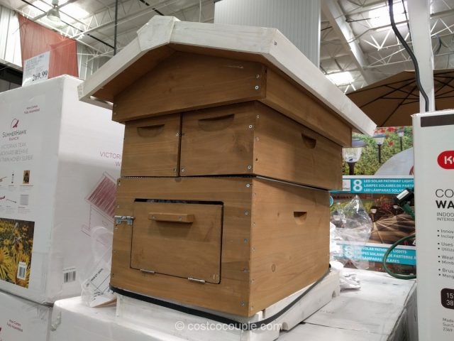 Backyard Bee Hive Starter Kit Costco