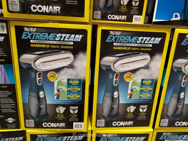 Conair Turbo Extreme Steam Handheld Steamer