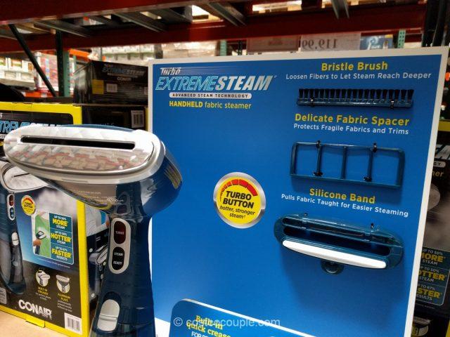 Conair Turbo Extreme Steam Handheld Steamer