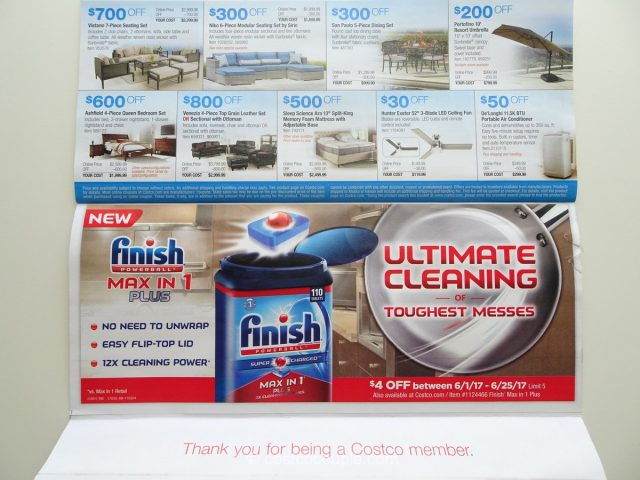 Coming out this week is the Costco September Coupon Book. It will begin September 5th and run through September 30th. Between the August coupon book and the September coupon book will be the hot buys coupons again. There are also a lot of unadvertised deals in-store and online, which we've compiled a [ ].