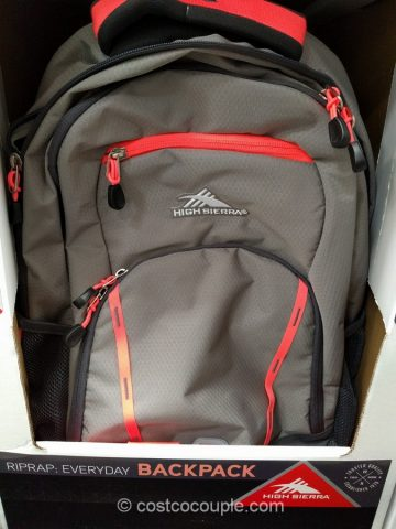 High Sierra Riprap Backpack