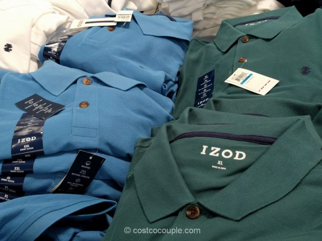 Izod Polo Shirts For Men