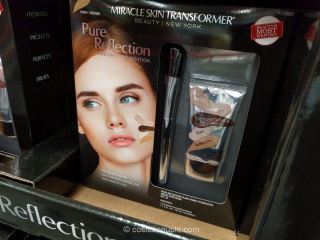 Miracle Skin Transformer Fluid Foundation Costco