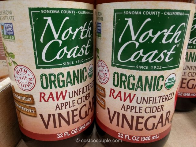 North Coast Organic Apple Cider Vinegar Costco