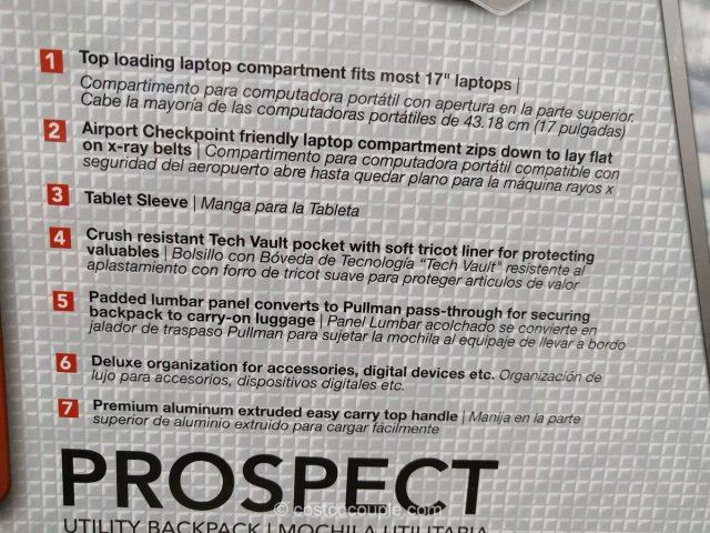 Ogio Prospect Utility Backpack Costco