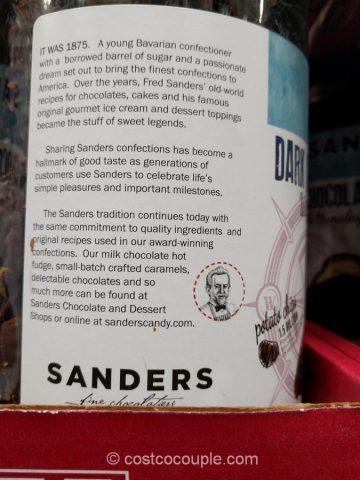 Sanders Dark Chocolate Potato Chips Costco