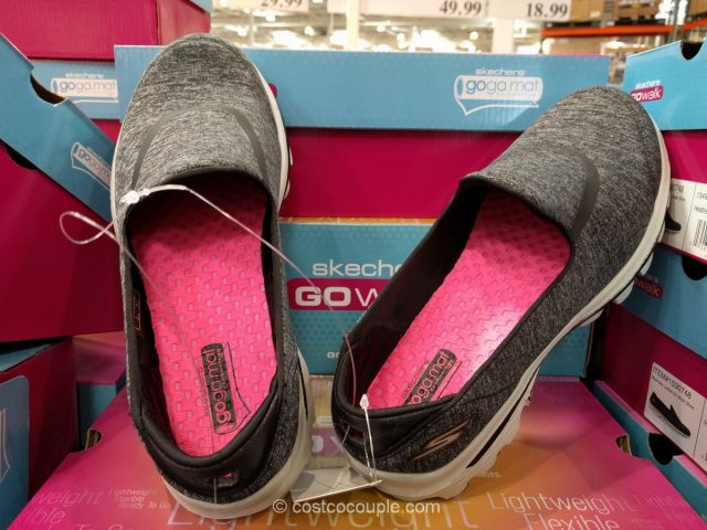 Skechers Ladies' Go Walk Slip-On Costco
