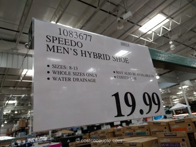 Speedo Men's Hybrid Shoe Costco