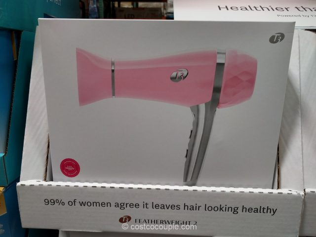 T3 Micro Featherweight 2 Hair Dryer Costco