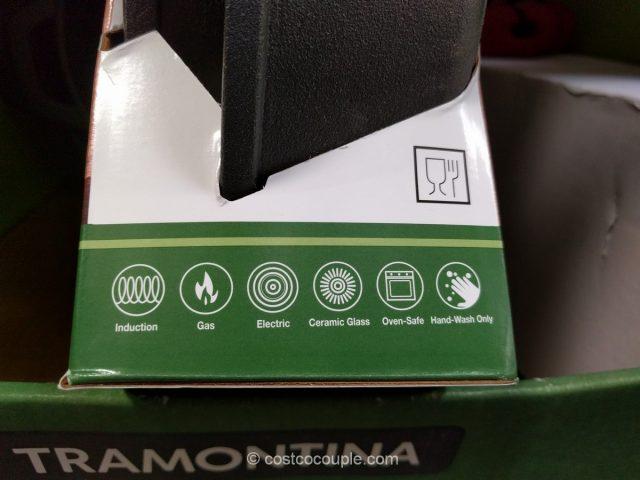 Tramontina Pre-seasoned Cast Iron Skillet Set Costco