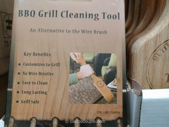 Ultimate Cleaning BBQ Tool Costco