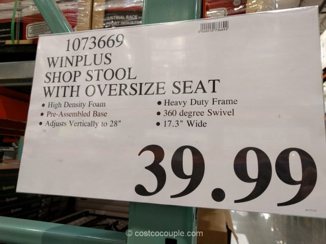 Winplus Shop Stool Costco