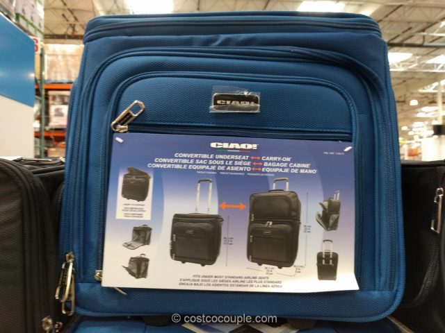 Ciao Convertible Underseat Carry-On Costco
