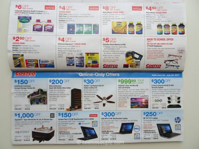 Costco July 2017 Coupon Book 10