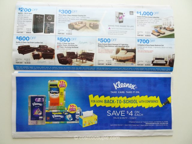 Costco July 2017 Coupon Book 11