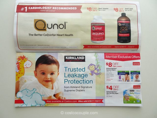 Costco July 2017 Coupon Book 3