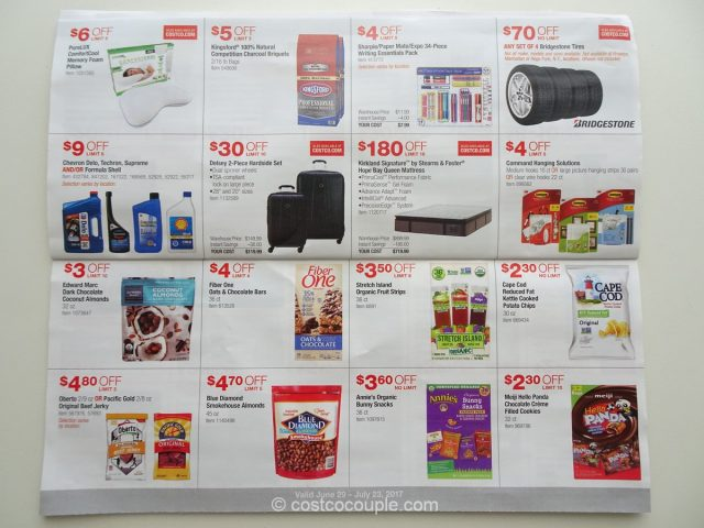 Costco July 2017 Coupon Book 6