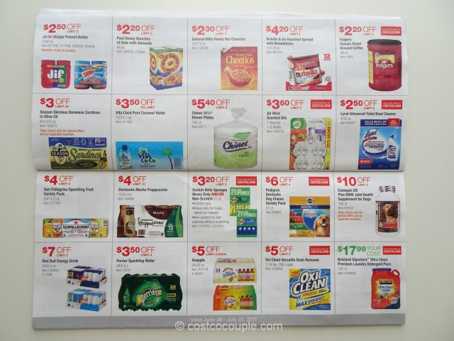 Costco July 2017 Coupon Book 7