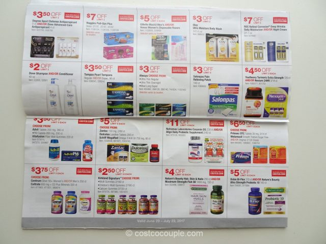 Costco July 2017 Coupon Book 9