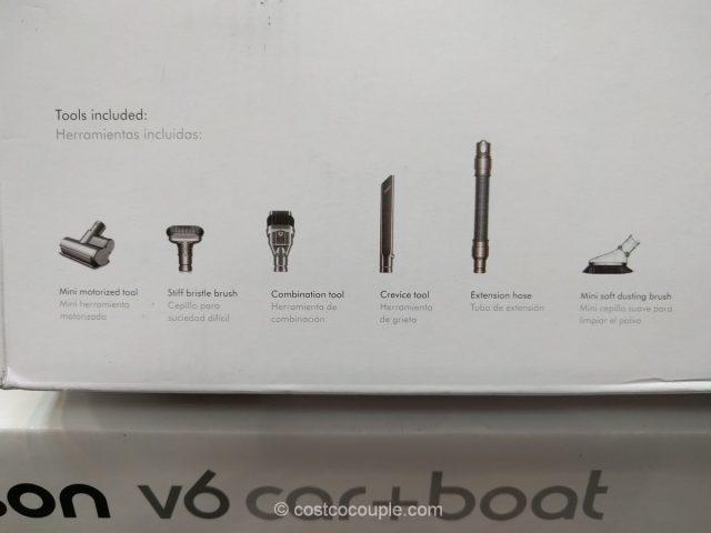 Dyson v6 Car + Boat Handheld Vacuum Costco