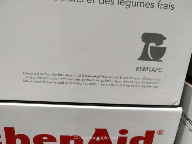 KitchenAid Spiralizer Attachment Costco