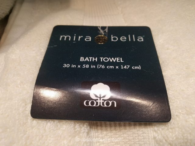 Mira Bella Bath Towel