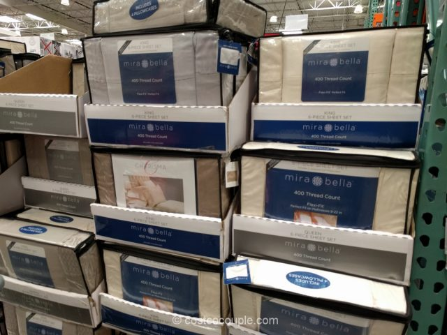 Mira Bella Sheet Set Costco