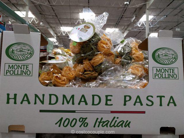 Monte Pollino Fettuccine Pasta Nests Costco