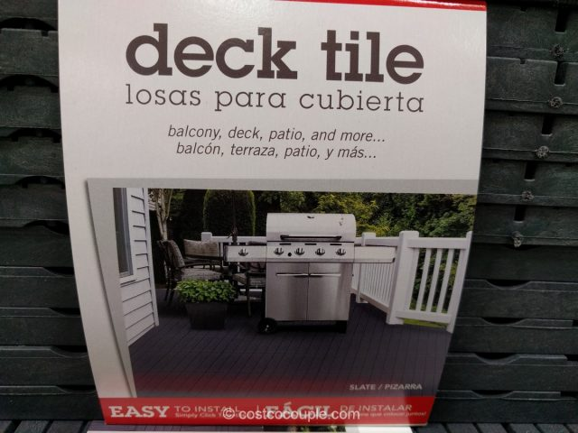 Multy Home Urbana Deck Tile Costco ...