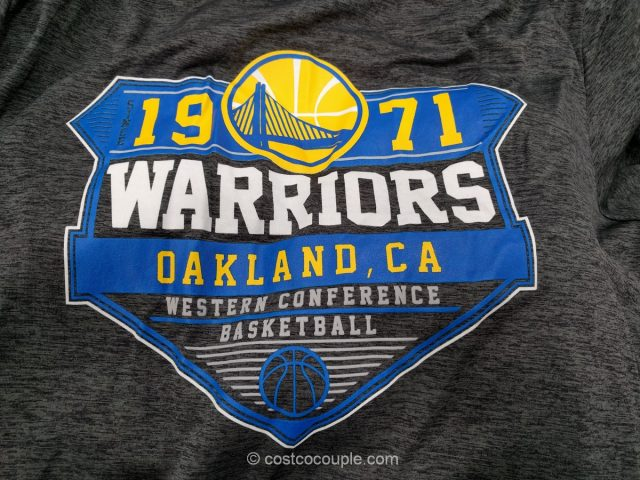 NBA Warriors T-shirt Costco