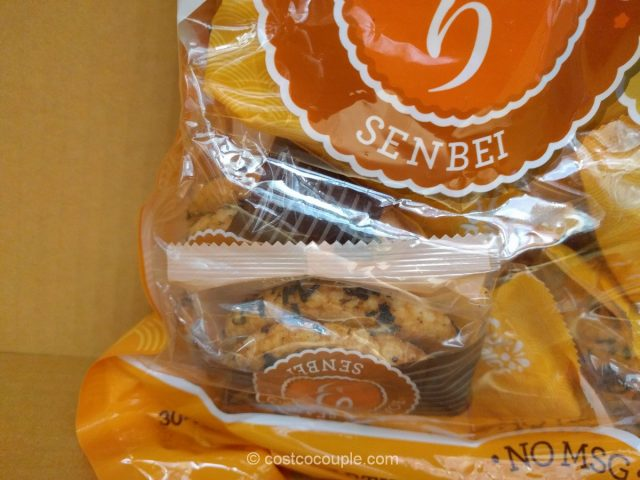 Sun Tropics Senbei Rice Crackers Costco