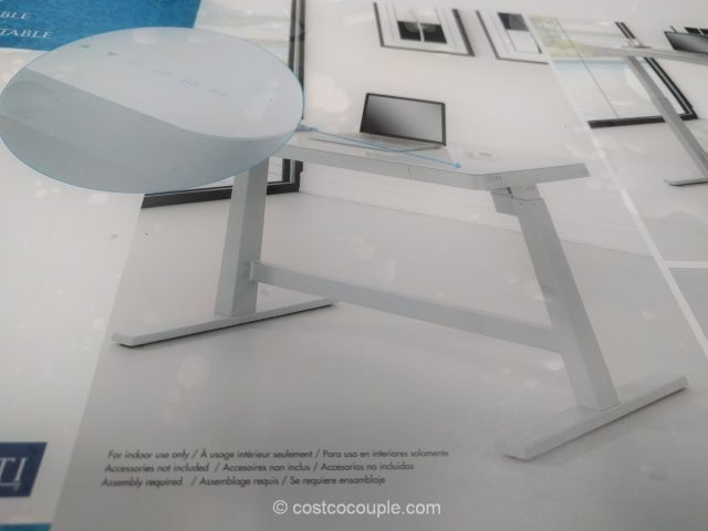 Tresanti Adjustable Height Desk Costco