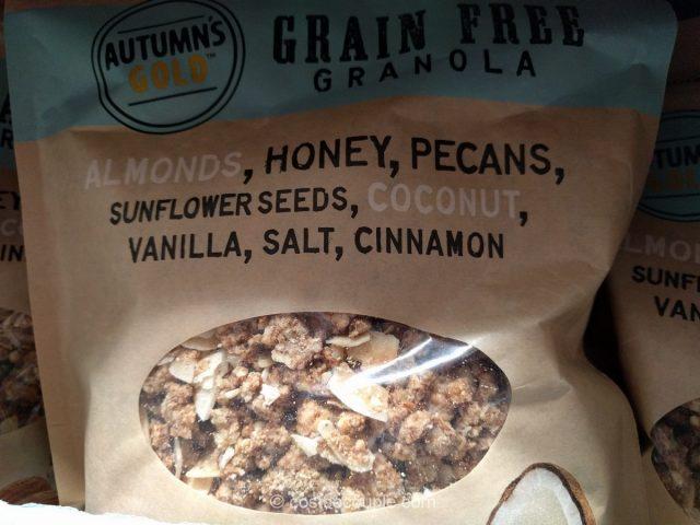 Autumns Gold Grain Free Granola Costco
