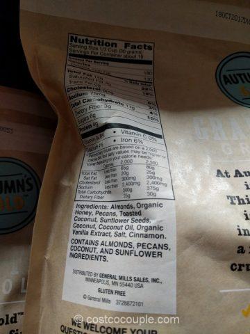 Oil Change Coupon >> Autumn's Gold Grain Free Granola