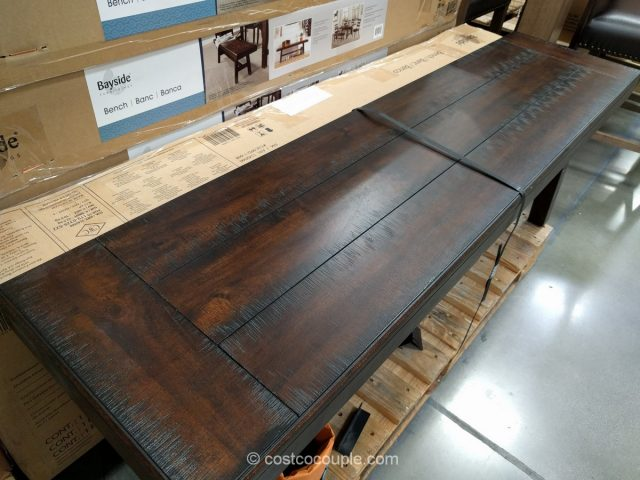 Bayside Furnishings Bench Costco