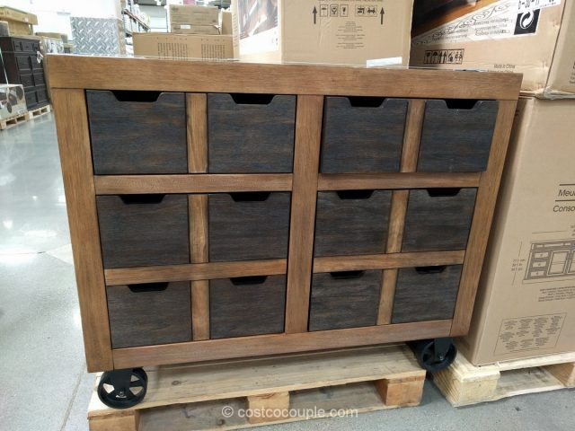Martin Furniture 43 Inch Accent Cabinet
