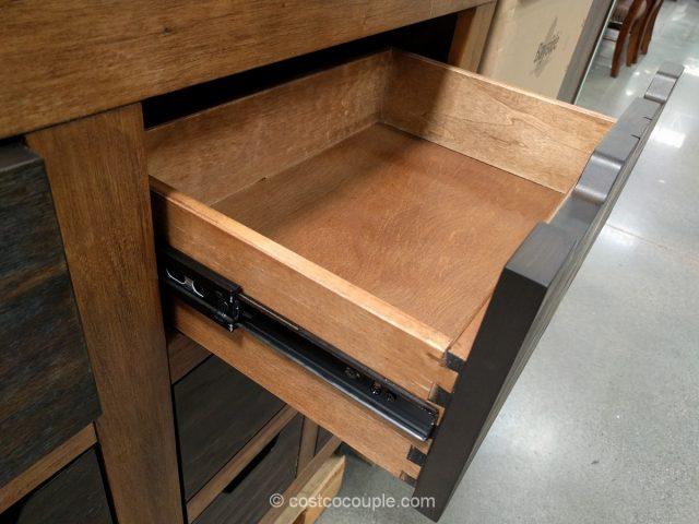Martin Furniture 43-Inch Accent Cabinet Costco