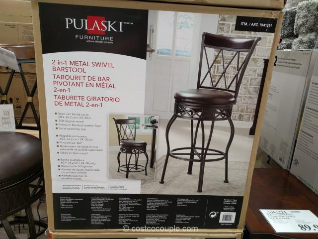 Costco Castor Adjustable Barstool 2pack Kitchen Stools Ikea Furniture Costco Bar Stools With