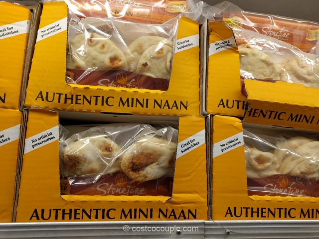 Stonefire Mini Naan Costco
