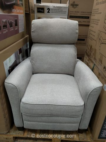 Synergy Home Fabric Recliner Costco