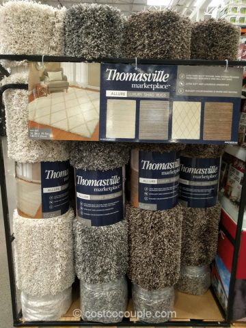 Thomasville Allure Shag Rug Costco