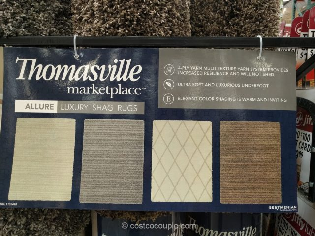 Thomasville Allure Shag Rug Costco ...