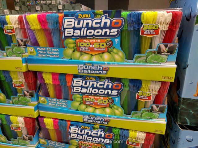 Zuru Bunch O Balloons Costco