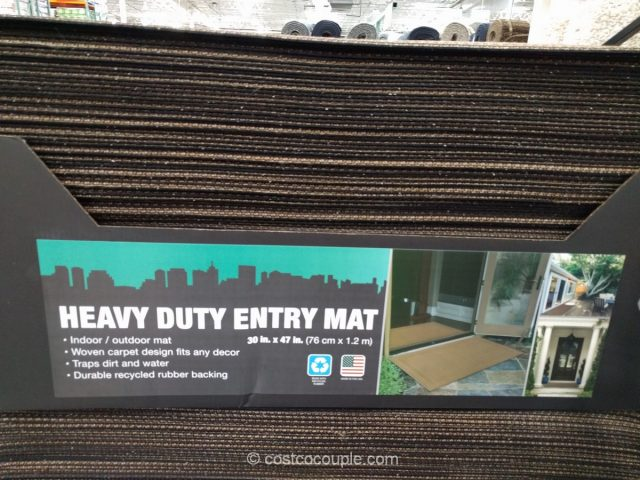 Apache Mills Manhattan Indoor Outdoor Mat Costco