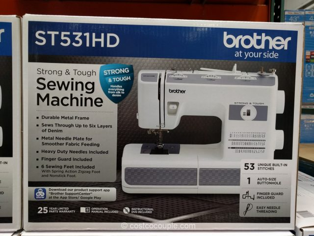 Brother Sewing Machine Model#ST531HD Costco