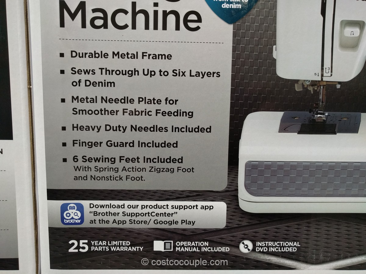 All About Sewing Machines Costco Kidskunst Info