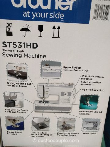 sewing machine at costco